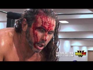 WrestleCade 2015 DVD Highights