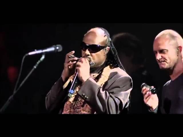 Fragile Sting Stevie Wonder