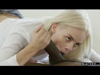 Элса Джин ()[Большой Черный Член,Межрассовое Порно,С Негром,Черным,Глу