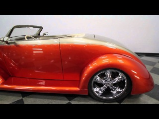 '37 Ford Roadster