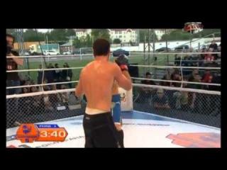Камил МАГОМЕДОВ vs Али Абдулхаликов Fightspirit championship 5 () (финал)