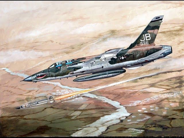 Strike Fighters 2 F 105G