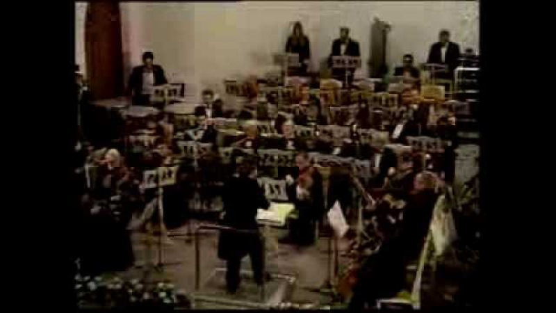 Fikrət Əmirov Gülüstan Bayatı Şiraz simfonik muğamı Dirijor Silvio Barbato İtaliya