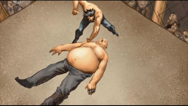Рыцари Марвел Росомаха Marvel Knights Wolverine Origin 6 серия 2013 online