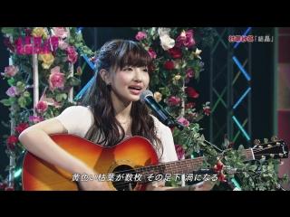 Perf Murase Sae - Kesshou @ AKB48 SHOW (26 Desember 2015)