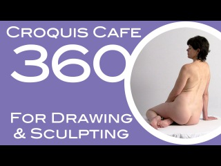 Croquis Cafe 360: Drawing & Sculpture Resource, Vivian #10