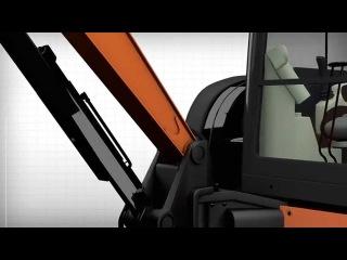 Meet the Hitachi Zaxis-5 Mini Excavator