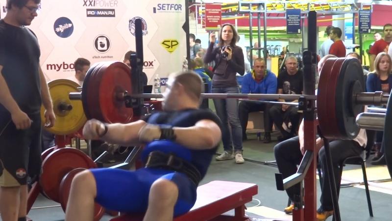Команда Силушина Павла-2   2 место в Кубке Черноземья СПР 2015