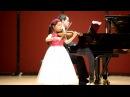 Kreisler - Preludium and Allegro | Leia Zhu (7)
