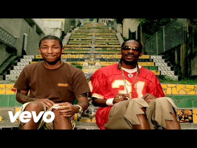 Snoop Dogg Beautiful Official Music Video ft Pharrell Williams