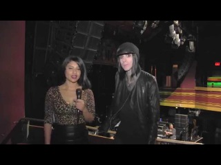 Interview with Chris Corner IAMX by Neglah - Sex, Depression, and Evolution | Metanoia Tour 2015