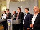 Свободівці ініціюють створення в Раді нової депутатської групи