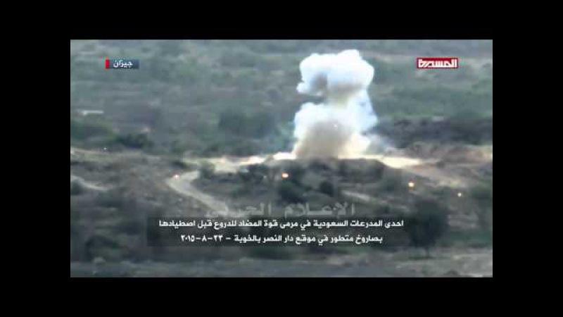 Уничтожение танков М1 Абрамс из ПТРК 9К111 1 «Фагот»