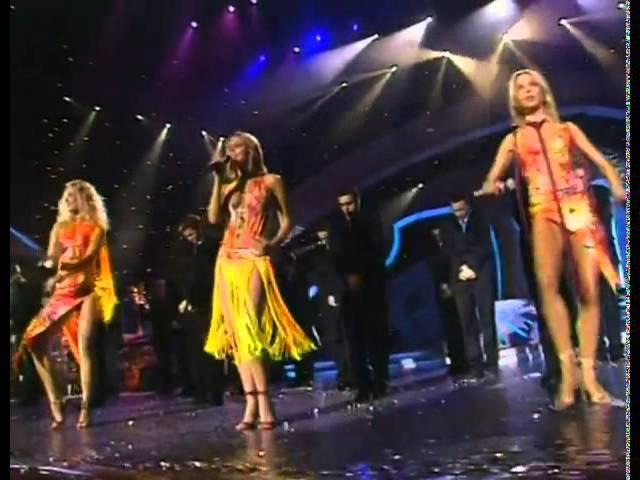 Блестящие За четыре моря Песня года 2002