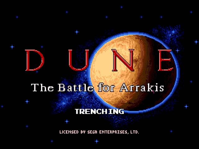 Dune 2 The Battle For Arrakis Soundtrack VGM