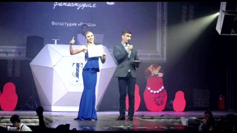Вirthday party 6 years of models agency MoDeVie