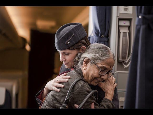 British Airways Fuelled by Love