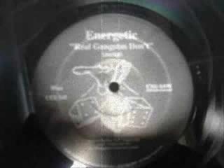 Energetic - Real Gangstas Don't / So Test Me