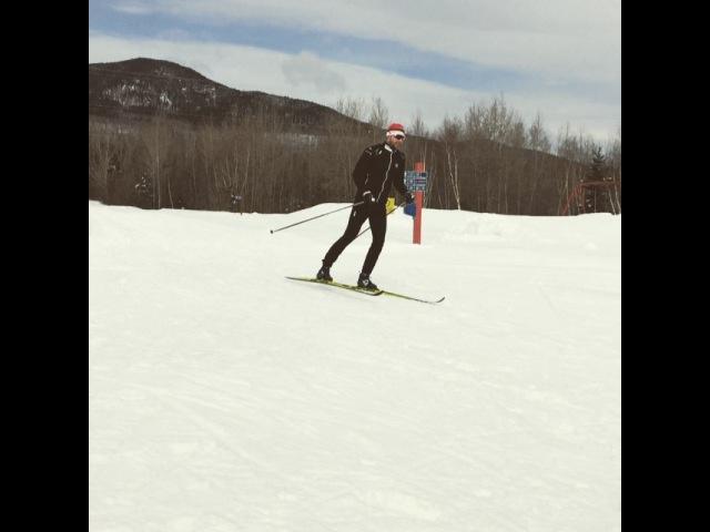 """Ski Tour Canada on Instagram: """"Un petit coup d'œil sur l'entraînement d'Alex Harvey au chalet St-Julien du Mont-Sainte-Anne. Sneak peak on Alex Harvey training in…"""""""