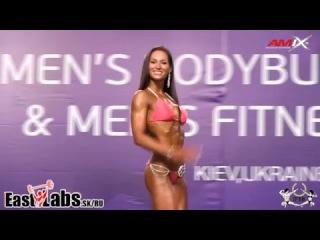 Christina Fjaere, IFBB BIKINI PRO, OVERALL WORLD CHAMPION