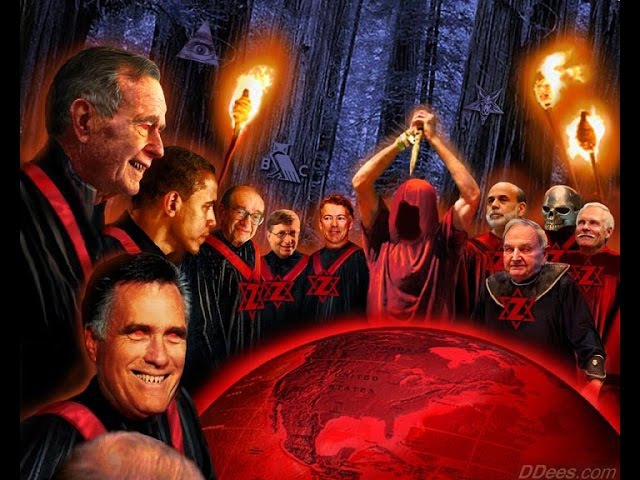 Satanists Pedophiles Run The World - David Icke