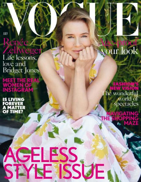 Vogue UK - July 2016