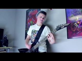 Gruntys industries - banjo tooie (rock⁄metal) guitar cover