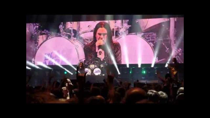 Black Sabbath - Children of the Grave 2016.07.12 Moscow Olimpyski Stadium