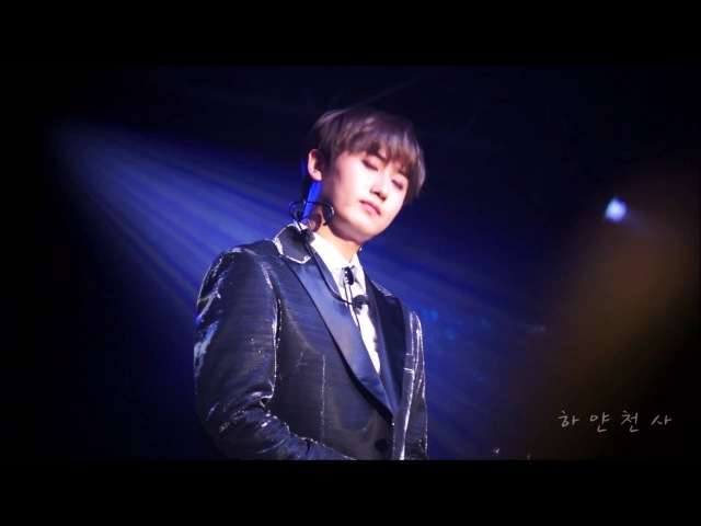 20160813 SS301 U R Man Is Back Encore In Seoul Shining star 소개멘트 Shining star