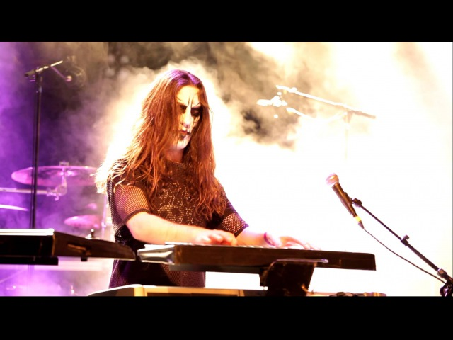 Carach Angren - Bloodstains On The Captain's Log (Live in LVC Leiden 16-03-2013)