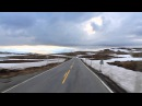 Driving in Norway: Hardangervidda