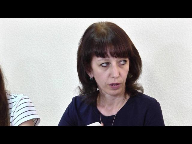 Светлана Нежнова, председатель правления ОАО ГАО Черноморнефтегаз