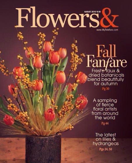 Flowers Magazine August 2016
