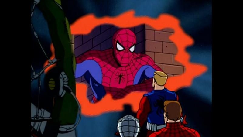Человек-паук – 5 сезон, 13 серия. Паучьи войны 2: Прощай, Человек-Паук! » FreeWka - Смотреть онлайн в хорошем качестве