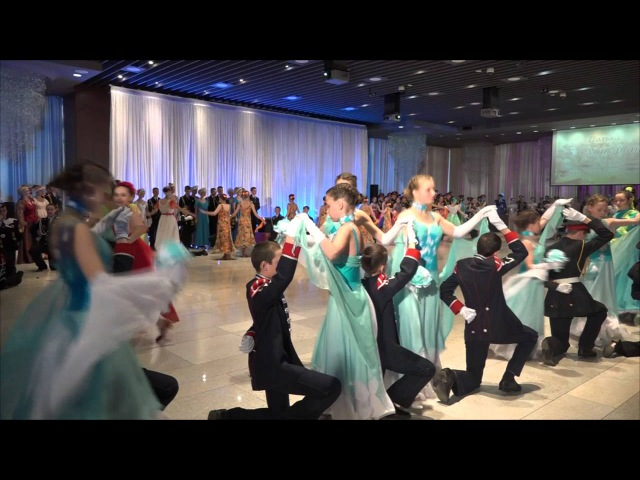 2016 03 31 Кадетский бал в Красноярске