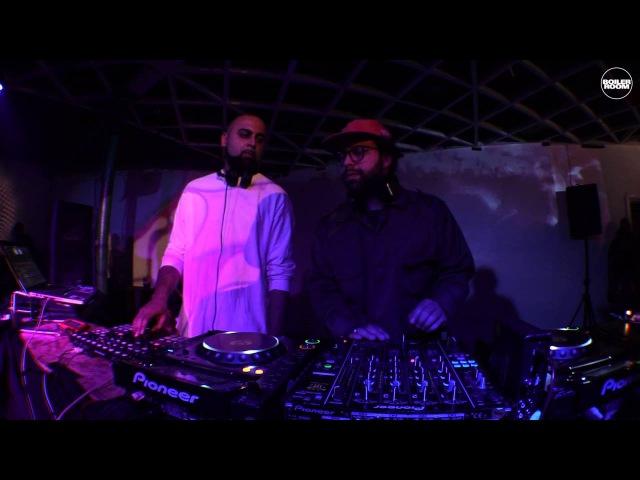 Darkhouse Family Boiler Room London DJ Set