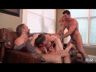 Houseboy part 2 - dirk caber, johnny rapid amp billy santoro