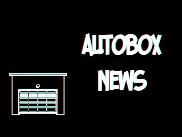 Новости авто от AutoBox News 23 29 мая 2016 как ладу с завода угнали
