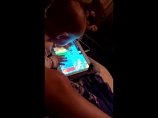 Игруля моя #музыкальная девчушка#дочуля любимая#лапусик#Котя#