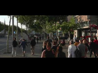 Beholder DS1 + GH4 test in Barcelona