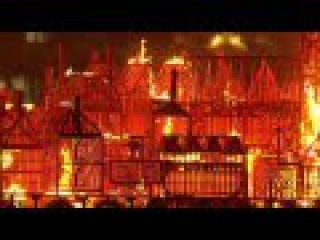 London 1666: The Burn Uncut (350th Anniversary of The Great Fire of London)