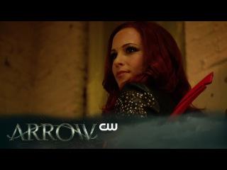 Arrow | Inside: Broken Hearts | The CW