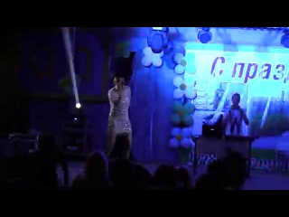 Tanya Gulyaeva & DJ WowWeek - Finally (День города Ветлуга  г.)