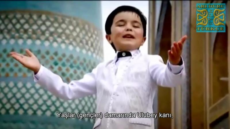 Özbek Balası - Bin Kulluk (Özbekistan - ALTYAZILI) - Özbekçe Şarkı