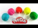 Конфетки с сюрпризом Кунг Фу открываем игрушки Surprises cupa chups de jouets d'argile Playdoh