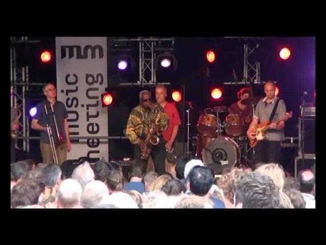 THE EX GETACHEW MEKURIA live 2011 by Bas Andriessen De Muzen RTV Nijmegen 1 uitz 13 aug 2011