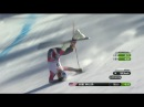 [HD] Bode Miller Sturz LIVE HORRIBLE Fall at Super G BEAVER CREEK 2015