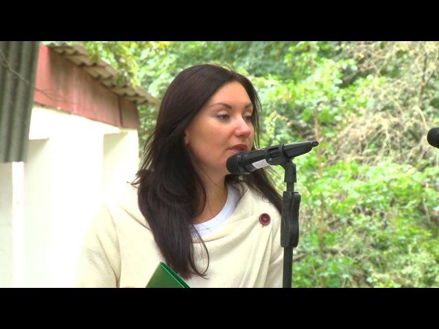 Оксана Данильченко на фестиваль Ше.fest 2016, Просвітницька галявина