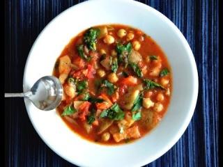 Минестроне. Итальянский суп.