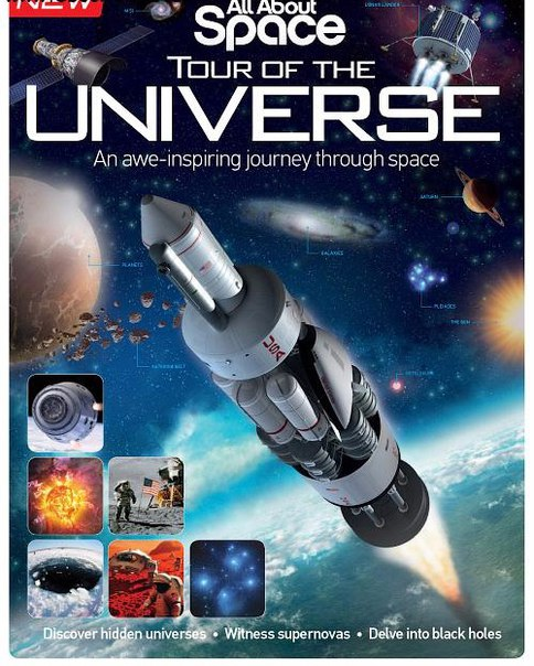 All About Space Tour of the Universe 4th Edition